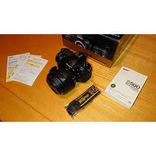 Nikon - ニコン D500 16-80VRレンズキット+ソニー XQDメモリカード64GB