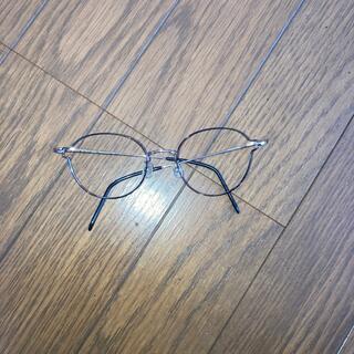 JINS - ウェリントン フレームのみ JINS ジンズ メガネ 眼鏡