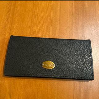A BATHING APE - 二つ折り長財布 KD 黒