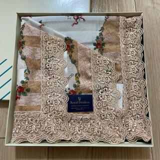 ロイヤルドルトン(Royal Doulton)の新品 Royal Doulton スカーフ(バンダナ/スカーフ)