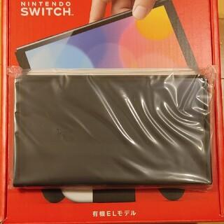 Nintendo Switch - 新品 未使用品 新型 ニンテンドースイッチ 本体のみ