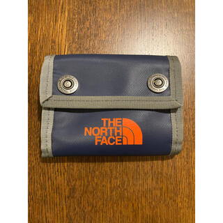 ザノースフェイス(THE NORTH FACE)の訳あり THE NORTH FACE ノースフェイス 財布 NM81408(折り財布)