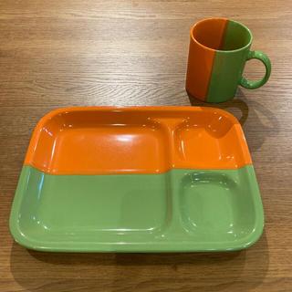 ロンハーマン(Ron Herman)のロンハーマン プレートとマグ ワンプレート 皿 マグカップ(食器)