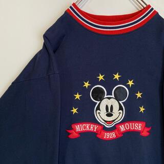 ミッキーマウス(ミッキーマウス)のミッキーマウス ディズニー スウェット mickey Disney 1928(スウェット)