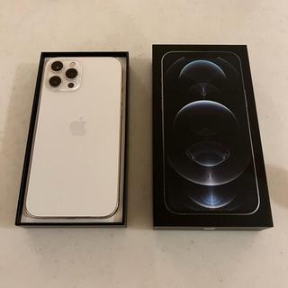 iPhone - iPhone 12 Pro Max  512GB SIMフリー シルバー