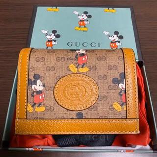 Gucci - 【新品】【ディズニー×グッチ】カードケース ウォレット