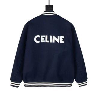 celine - 超人気  Celine  ノーカラージャケット