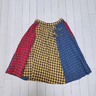 キャンディーストリッパー(Candy Stripper)のキャンディーストリッパー スカート(ひざ丈スカート)