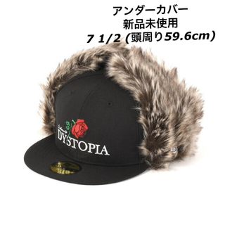 UNDERCOVER - UNDERCOVER × NEW ERA 59FIFTY Dog Ear