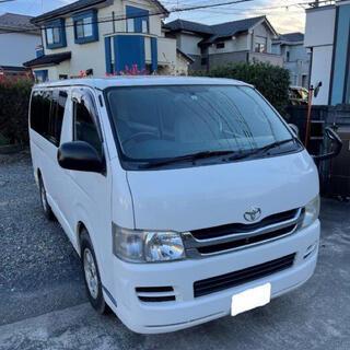 トヨタ - ハイエース平成22年式 車検令和4年3月 DX GLパッケージ 2000ガソリン