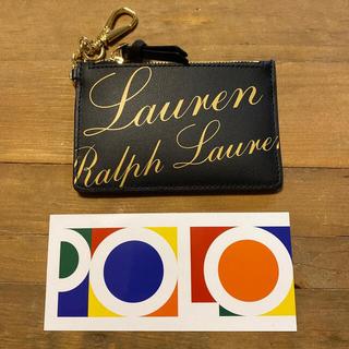 POLO RALPH LAUREN - ポロラルフローレン カードケース ステッカー