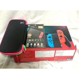Nintendo Switch - Nintendo Switch ニンテンドースイッチ 新型 ネオン 本体 任天堂