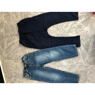 ビームス(BEAMS)の110cm 男の子 デニム パンツ まとめ売り ブランド(パンツ/スパッツ)