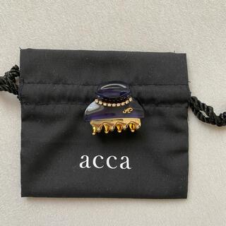 acca - 美品❤️acca アッカ ニューコラーナ ネイビー s 紺色