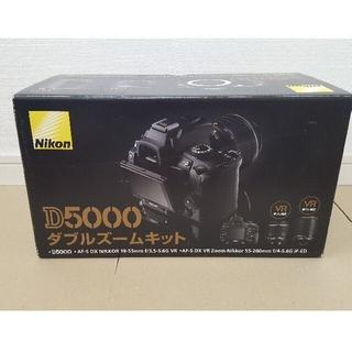 Nikon - Nikon D5000 ダブルズームキット