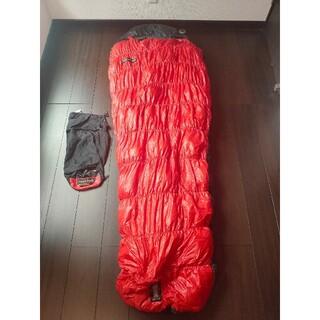 モンベル(mont bell)のモンベル U.L.スーパーストレッチ ダウンハガー #0(寝袋/寝具)