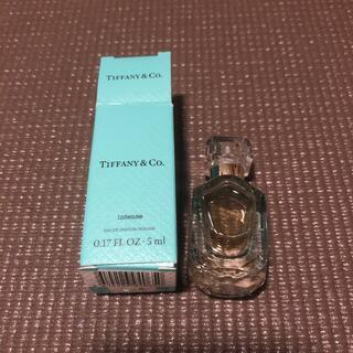 Tiffany & Co. - ティファニー オールドパルファム 5ml