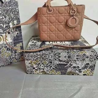 Christian Dior - Diorディオールピンクのハンドバッグ