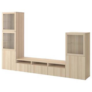 IKEA - IKEA イケア BESTÅ ベストー テレビボード 180 直接引取OK