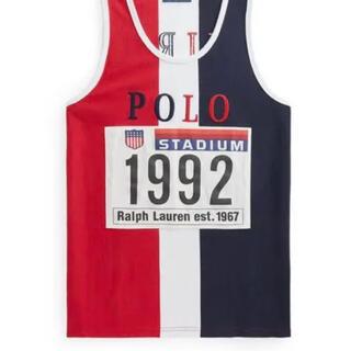 ポロラルフローレン(POLO RALPH LAUREN)のPolo Ralph Lauren Tokyo Stadium HIRO XL(タンクトップ)