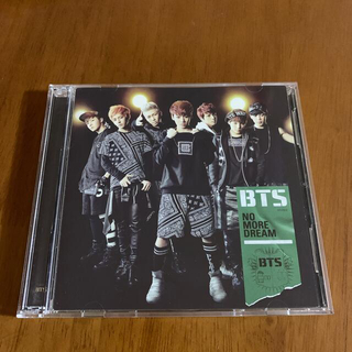 防弾少年団(BTS) - BTS 『NO MORE DREAM』CD&DVD