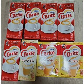 ネスレ(Nestle)のネスカフェクリーミーパウダー、ラテ(コーヒー)