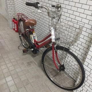 ヤマハ - 🉐驚きの価格🉐ヤマハアシスト自転車26インチ 赤系