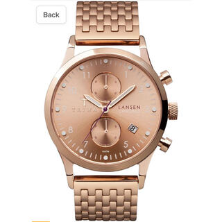 TRIWA - トリワ 腕時計 Rose Lansen Chrono