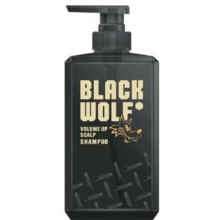 タイショウセイヤク(大正製薬)のブラックウルフ ボリュームアップ スカルプ シャンプー(380ml)(シャンプー)