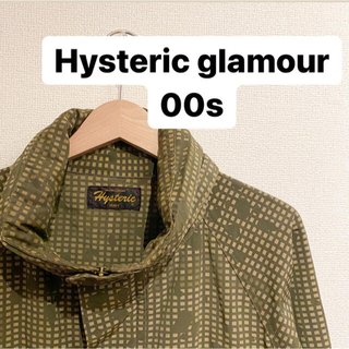 HYSTERIC GLAMOUR - 00s 初期 Hysteric glamour M-65 ミリタリージャケット