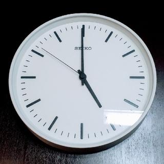 SEIKO - セイコー SEIKO 掛け時計 壁掛け KX308W パワーデザイン 電波時計