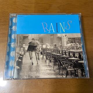 「レインズ~雨にくちづけ」  RAINS CD