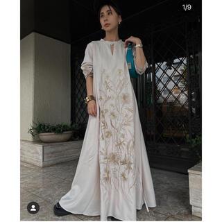 Ameri VINTAGE - Ameri  新品★ MADELYN EMBROIDERY DRESS★