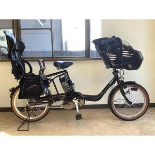 Panasonic - Panasonic  GYUTTO 13.2Ah 電動自転車中古車