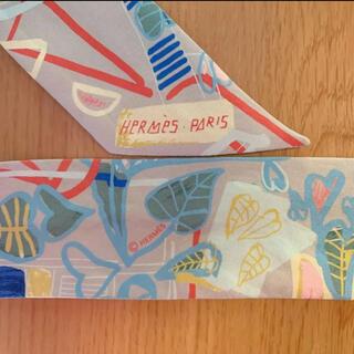 Hermes - HERMES  スカーフ ツイリー