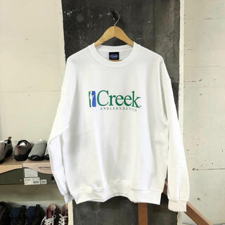 1LDK SELECT - Creek Angler's Device クルーネック
