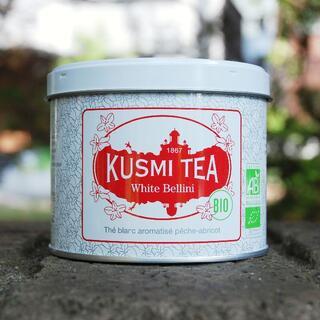 KUSMI TEA ホワイトベリーニ(茶)