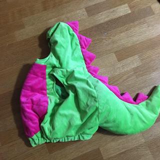 【送料無料】子恐竜 コスプレ ハロウィン(衣装一式)