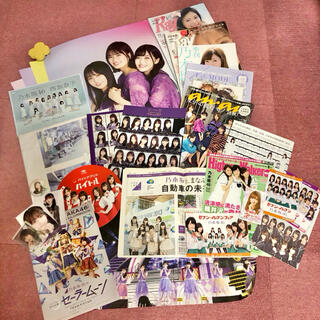 乃木坂46 - 乃木坂46 Ray anan N46 雑誌 フライヤー 新聞 ポスター カード