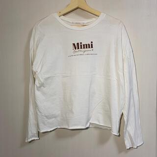 ナイスクラップ(NICE CLAUP)のナイスクラップ トップス Tシャツ(Tシャツ(長袖/七分))