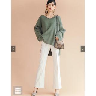 GRL - GRL ホワイト パンツ