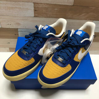 NIKE - UNDEFEATED NIKE AIR FORCE 1 LOW 29cm