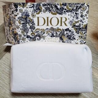 ディオール(Dior)のディオール ノベルティ ポーチ(ノベルティグッズ)