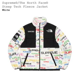 Supreme - 【S】Supreme North Face Steep Tech Fleece