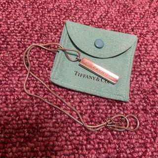 Tiffany & Co. - ティファニー1837プレートネックレス