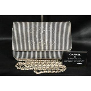 CHANEL - CHANEL シャネル  チェーン 財布  タイムレスCCライン