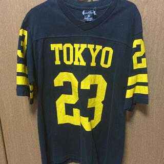 ナイトレイド(nitraid)のnitraid フットボールTシャツ(Tシャツ/カットソー(半袖/袖なし))