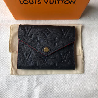 LOUIS VUITTON - 新品✨LOUIS VUITTON アンプラント ポルトフォイユ・ ヴィクトリーヌ