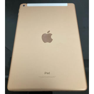 iPad - iPad (第6世代) 32GB Wi-Fi+Cellular ゴールド