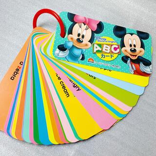 Disney - ABCカード